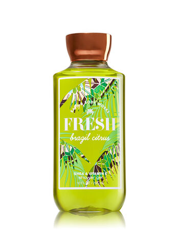 Signature Collection Fresh Brazil Citrus Shower Gel - Bath And Body Works
