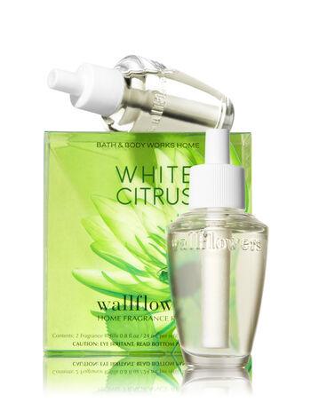 White Citrus Wallflowers 2-Pack Refills - Bath And Body Works