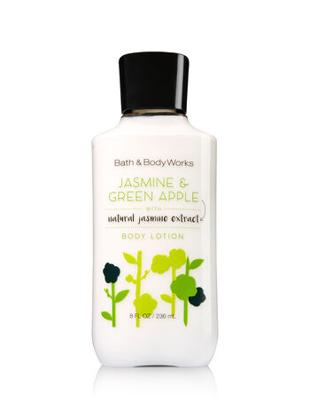 Signature Collection Jasmine & Green Apple Body Lotion - Bath And Body Works
