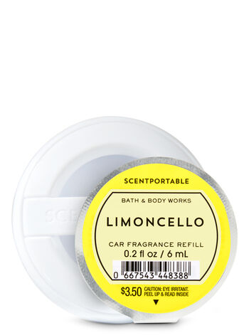 Limoncello Scentportable Fragrance Refill - Bath And Body Works