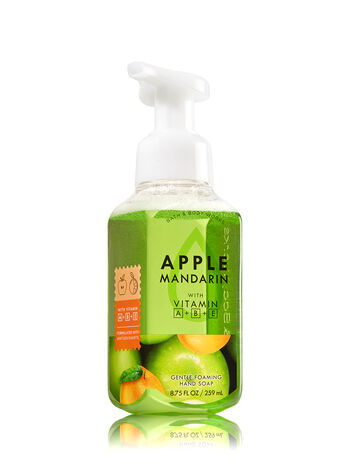 Apple Mandarin Gentle Foaming Hand Soap - Bath And Body Works