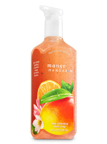 Mango Mandarin Deep Cleansing Hand Soap - Bath And Body Works