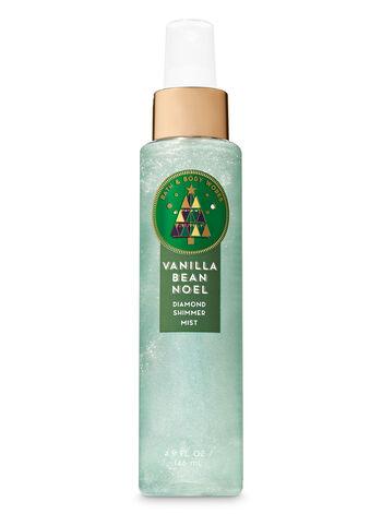Signature Collection Vanilla Bean Noel Diamond Shimmer Mist - Bath And Body Works