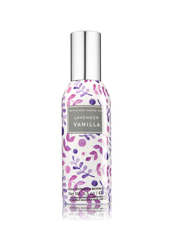Lavender Vanilla 1.5 oz. Room Perfume - Bath And Body Works