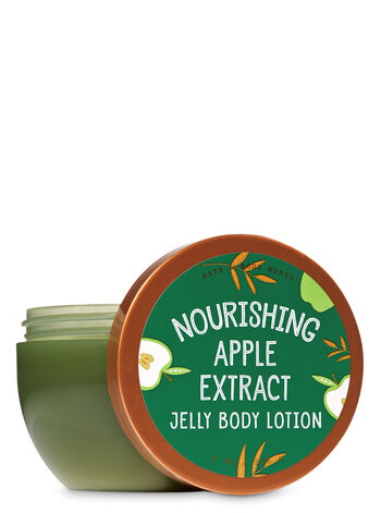 Nourishing Apple Extract Jelly Body Lotion - Bath And Body Works