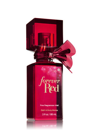The Forever Collection Forever Red Travel Size Fine Fragrance Mist - Bath And Body Works