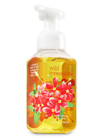 Wild Honeysuckle Gentle Foaming Hand Soap - Bath And Body Works