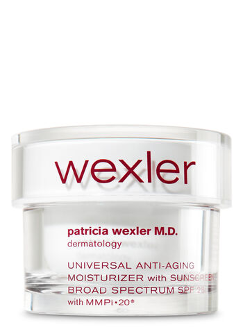 Wexler Universal Anti-Aging Moisturizer SPF 28 With MMPi™ Technology - Bath And Body Works