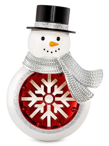 Snowman Visor Clip Scentportable Holder - Bath And Body Works