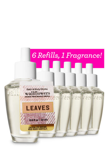 Leaves Wallflowers Refills, 6-Pack