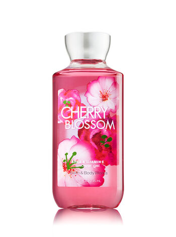 Signature Collection Cherry Blossom Shower Gel - Bath And Body Works