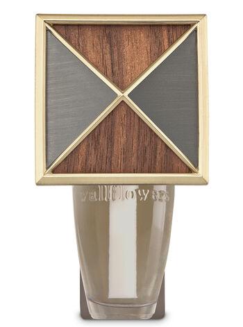 Textured Shield Wallflowers Fragrance Plug