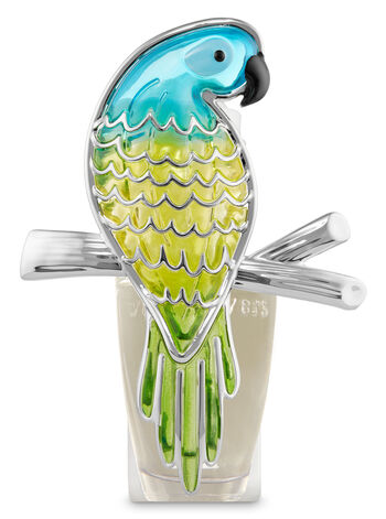 Tropical Parrot Nightlight Wallflowers Fragrance Plug