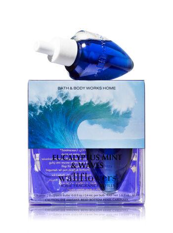 Eucalyptus Mint & Waves Wallflowers 2-Pack Refills - Bath And Body Works