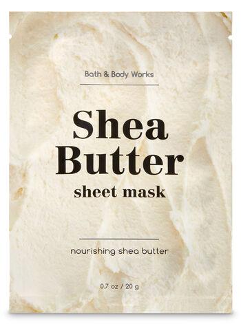 Nourishing Shea Butter Face Sheet Mask