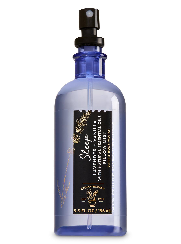 Lavender Vanilla Pillow Mist Aromatherapy Bath Body Works Sugar Scrub