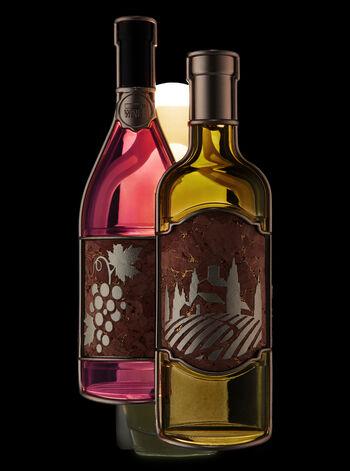 Wine Bottles Nightlight Wallflowers Fragrance Plug