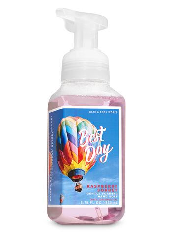 Raspberry Sorbet Gentle Foaming Hand Soap - Bath And Body Works