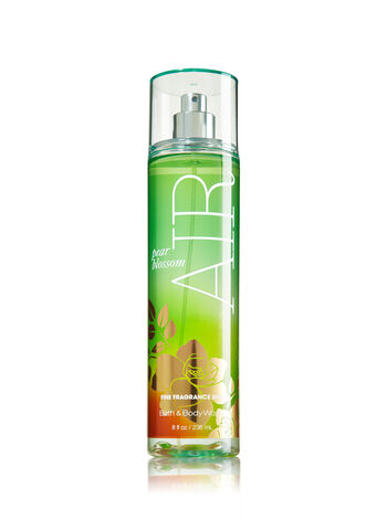 Signature Collection Pear Blossom Air Fine Fragrance Mist - Bath And Body Works