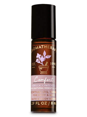 Aromatherapy Comfort - Vanilla & Patchouli Essential Oil Rollerball - Bath And Body Works