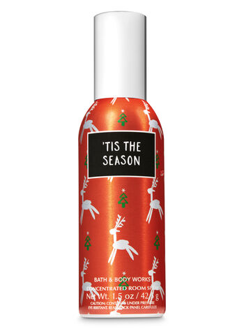 Tis the Season Concentrated Room Spray - Bath And Body Works