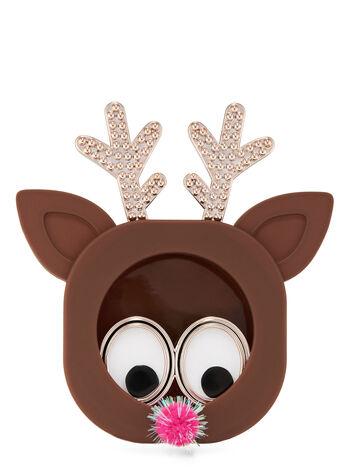 Reindeer Visor Clip Scentportable Holder