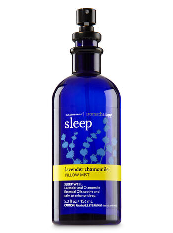 Aromatherapy Lavender Chamomile Pillow Mist - Bath And Body Works
