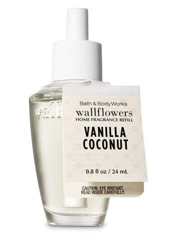 Vanilla Coconut Wallflowers Fragrance Refill - Bath And Body Works