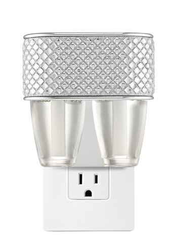 Tossed Rhinestones Nightlight Scent Switching™ Wallflowers Duo Plug