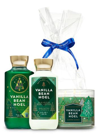Vanilla Bean Noel Fragrance Fan Gift Kit - Bath And Body Works