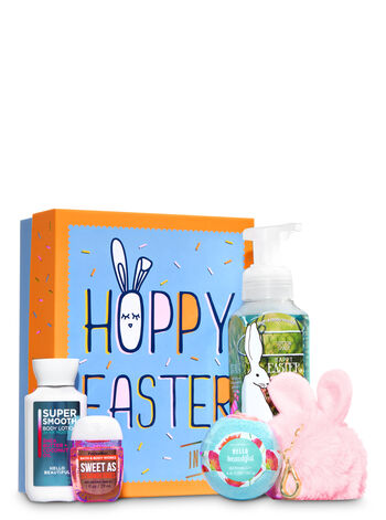 Hoppy easter gift set bath body works hoppy easter gift set negle Images
