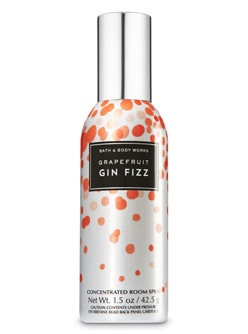 Grapefruit Gin Fizz Concentrated Room Spray - Bath And Body Works