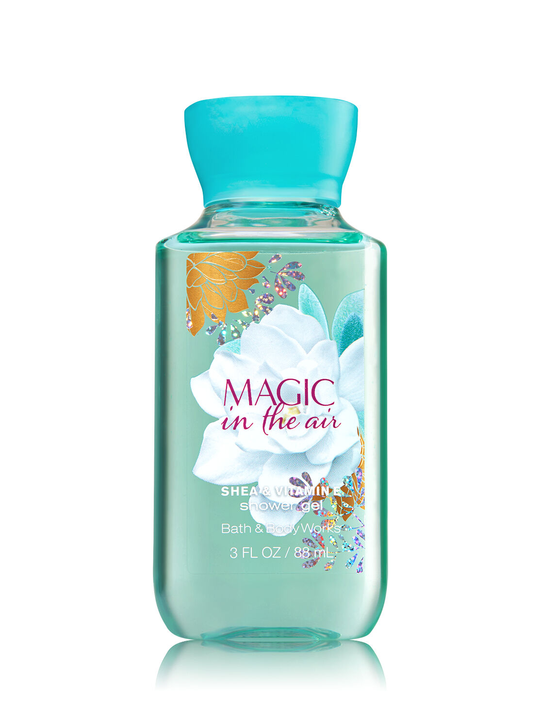 signature collection magic in the air travel size shower gel bath and body works