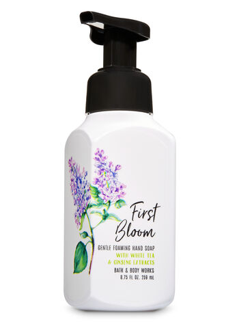 First Bloom Gentle Foaming Hand Soap - Bath And Body Works
