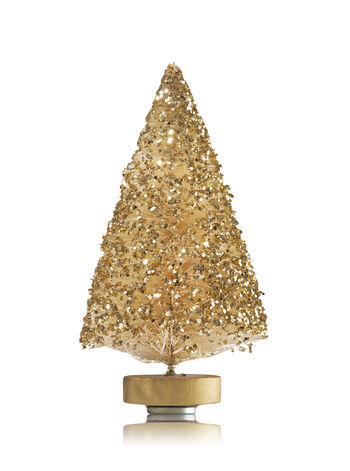 Gold Tree 3-Wick Candle Lid Magnet