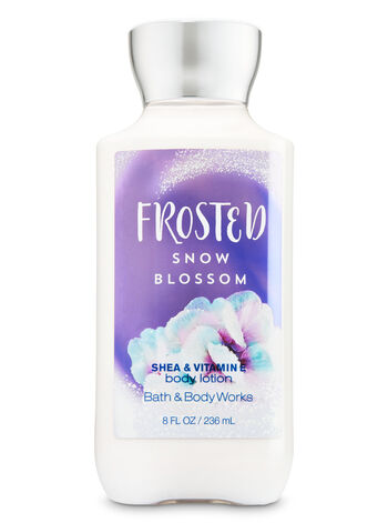 Signature Collection Frosted Snow Blossom Body Lotion - Bath And Body Works