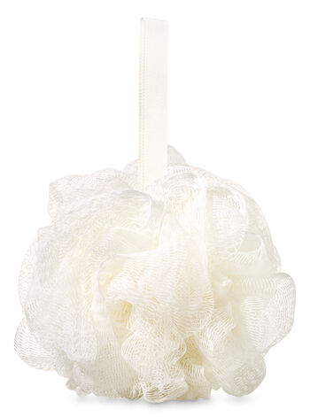 Cream Shower Sponge - Bath And Body Works