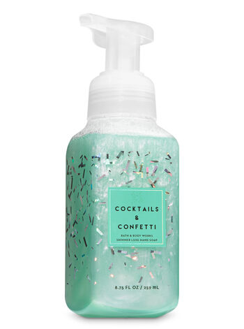 Cocktails & Confetti Shimmer Luxe Hand Soap - Bath And Body Works