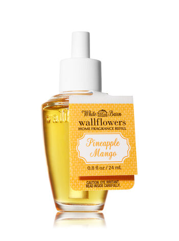 Pineapple Mango Wallflowers Fragrance Refill - Bath And Body Works