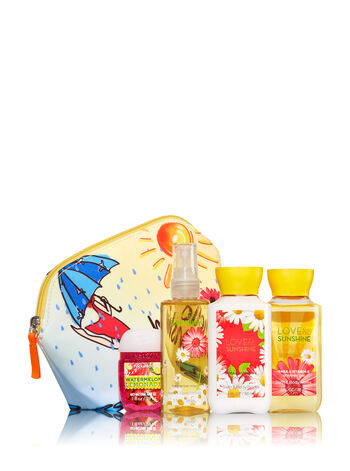 Love & Sunshine On-the-Go Gift Set