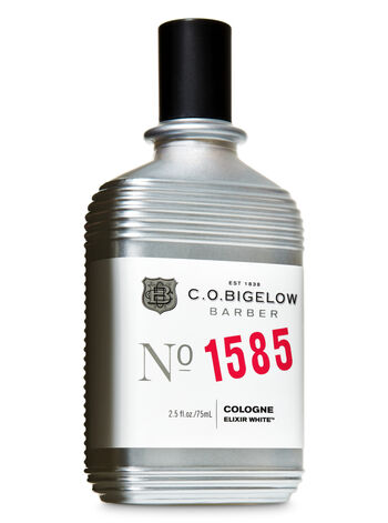 Elixir White Cologne
