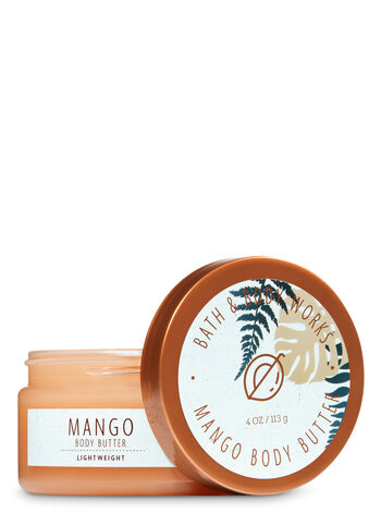 Mango Body Butter - Bath And Body Works