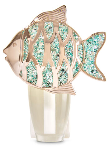 Glitter Fish Nightlight Wallflowers Fragrance Plug