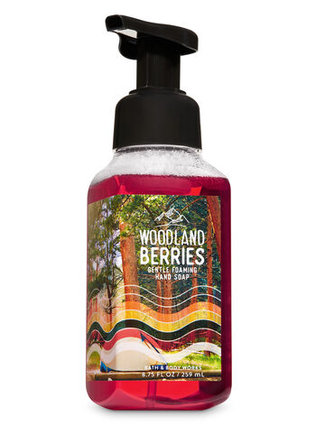 Woodland Berries Gentle Foaming Hand Soap - Bath And Body Works