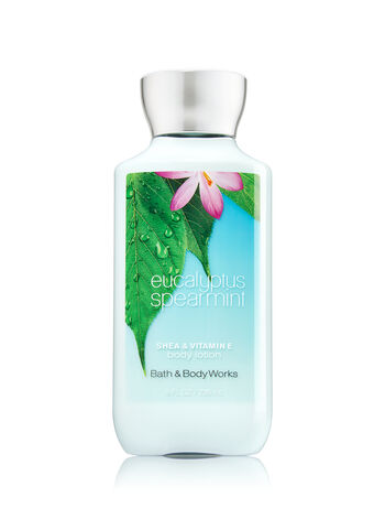 Signature Collection Eucalyptus Spearmint Body Lotion - Bath And Body Works