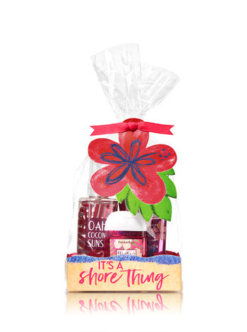 Oahu Coconut Sunset Shore Thing Gift Set