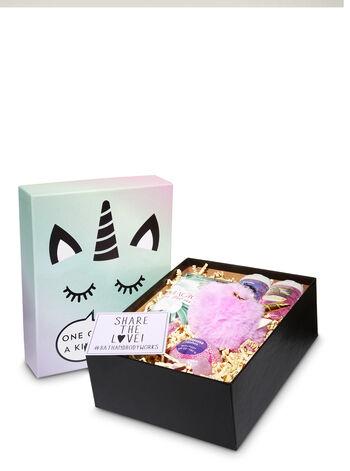 She's One of a Kind Unicorn Box Gift Set