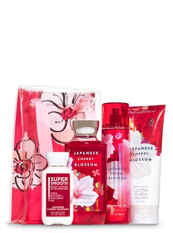 Japanese Cherry Blossom Flower Power Gift Set