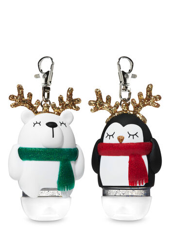 BFF Holiday Characters PocketBac Holders - Bath And Body Works