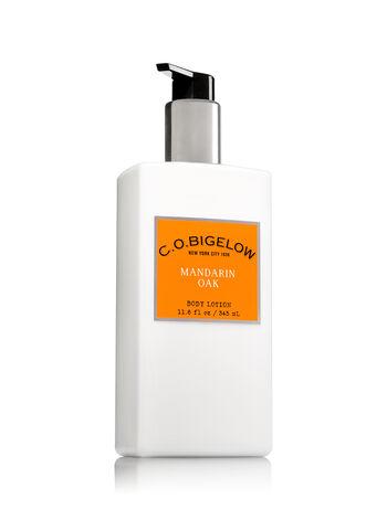 C.O. Bigelow Mandarin Oak Body Lotion - Bath And Body Works
